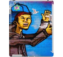 Fly Free iPad Case/Skin