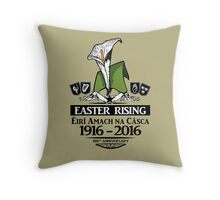 Easter Rising 100th Anniversary Throw Pillow