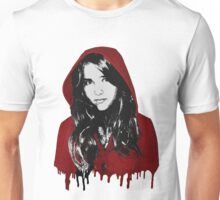 The Girl with the Red Hood Unisex T-Shirt