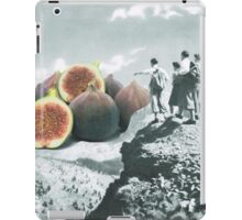 Fig dreams  iPad Case/Skin