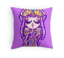 Chibi Princess Zelda Throw Pillow