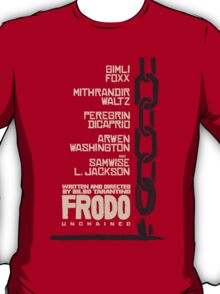 Frodo Unchained T-Shirt