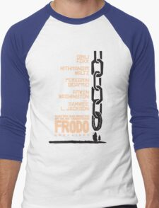 Frodo Unchained Men's Baseball ¾ T-Shirt