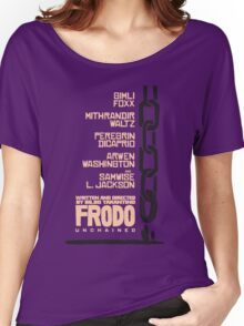 Frodo Unchained Women's Relaxed Fit T-Shirt