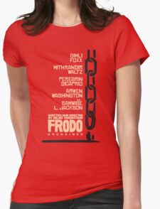 Frodo Unchained Womens Fitted T-Shirt