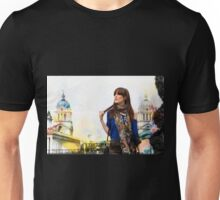A day out in Greenwich - wish you were there too? Unisex T-Shirt