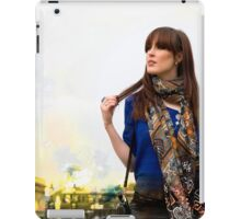 A day out in Greenwich - wish you were there too? iPad Case/Skin