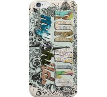 Run Wild My Child iPhone Case/Skin