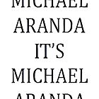 Michael Aranda by AnnouncingAmy