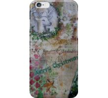 All The Joys of Christmas iPhone Case/Skin