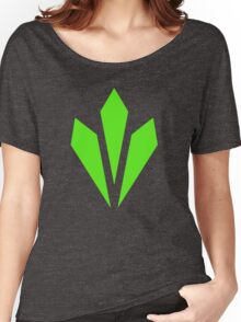 Vitality - Green Women's Relaxed Fit T-Shirt