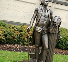 George Washington – The American Cincinnatus by Cora Wandel