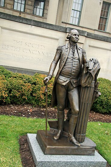 George Washington – The American Cincinnatus by Cora Wandel