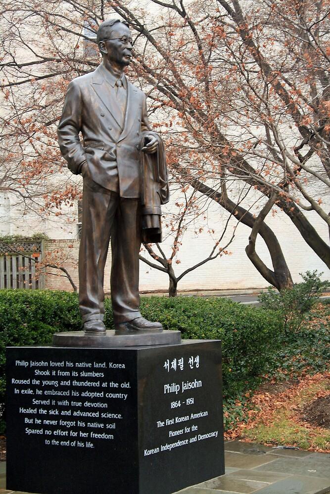 Philip Jaisohn – The First Korean American by Cora Wandel