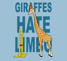 Giraffes Hate Limbo Unisex T-Shirt