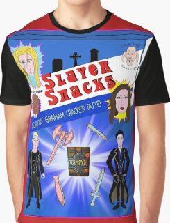 Slayer Snacks! Graphic T-Shirt