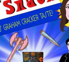 Slayer Snacks! Sticker