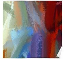 Abstract Art Painting 5 Poster