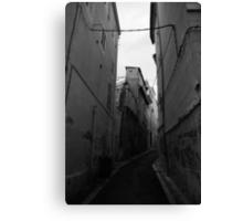 Bordeaux Street Scene II Canvas Print