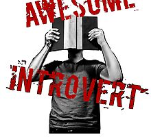 Awesome Introvert by Jake Kauffman