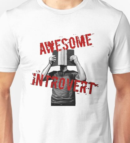 Awesome Introvert Unisex T-Shirt