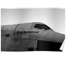 Space Shuttle Endeavour II Poster