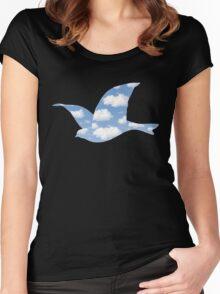 Bird. Women's Fitted Scoop T-Shirt