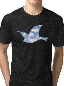 Bird. Tri-blend T-Shirt