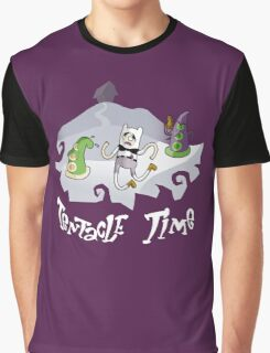 Tentacle Time! Graphic T-Shirt