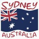 Sydney Australia Flag				 by FlagCity