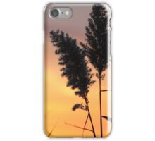 Delicate Sunset Flower iPhone Case/Skin