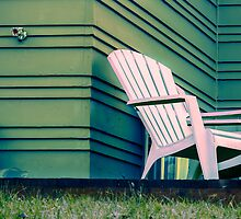 Deck Chairs by Yasmine Rafii