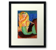 Princess of the Sea Framed Print