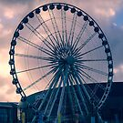 Twilight, New Year&#x27;s Day, Echo Arena &amp; Wheel by Beverley Goodwin