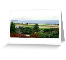 Ballintoy County Antrim Ireland Greeting Card