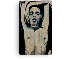 deaths sleep Canvas Print