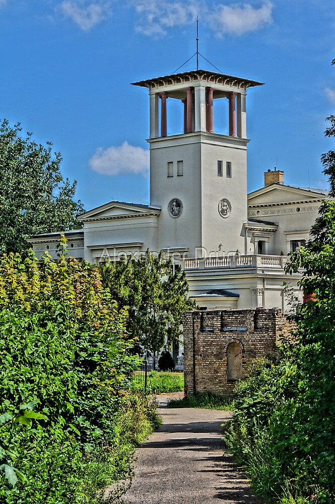 Church of Belvedere, HDR Photo by Alexander Drum