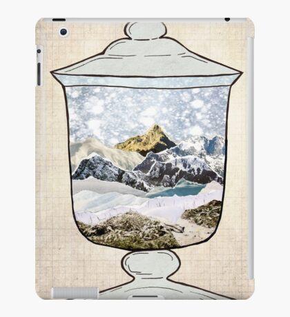 Snow Jar iPad Case/Skin