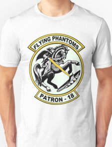 VP-18 - Flying Phantoms T-Shirt