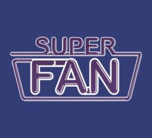 Super Fan in Purple by tvcream