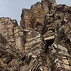 Angkor Thom, Cambodia by Glen O'Malley