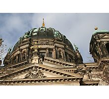 Cathedral of Berlin Photographic Print