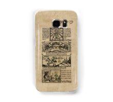 Windwaker Heroes Legend Tapestries (iPHONE 4 CAPSULE CASE ver) Samsung Galaxy Case/Skin