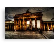 Brandenburger Tor of Berlin Canvas Print