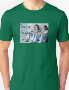 Grey's anatomy-Meredith & Christina Unisex T-Shirt