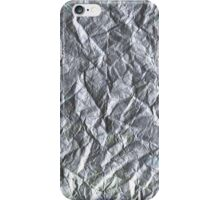 Paper case - Dark iPhone Case/Skin