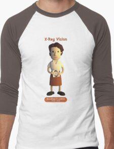 Rosalind Franklin - X-Ray Vision Men's Baseball ¾ T-Shirt
