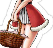 Red Hot Riding Hood Sticker