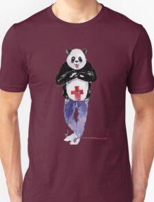 Hand Painted your Tees (Panda) T-Shirt