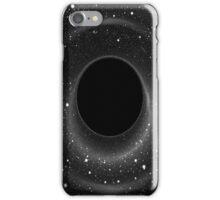 Black hole case 1 iPhone Case/Skin